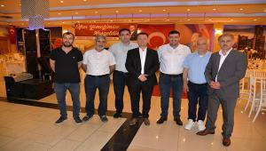 Başkan Aksoy Muhtarlarla 3'ncü toplantısını gerçekleştirdi