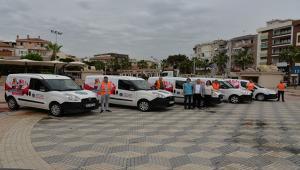 Menemen Belediyesi'nden Sokak Canları Koruma Aracı