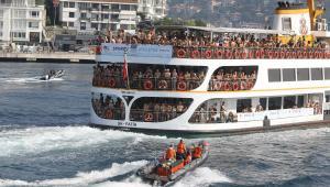 Boğaz'da Yüzme Yarışı için Son Viraj: Elemeler Tamamlandı