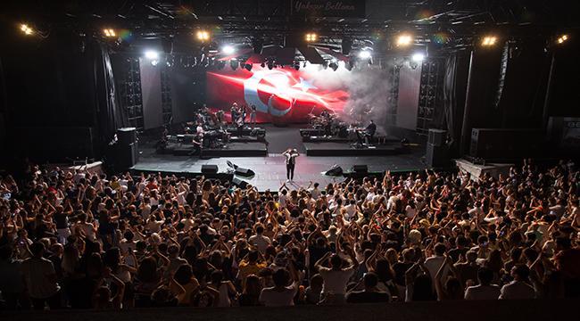 Doğulu ile Harbiye'de müzik son ses
