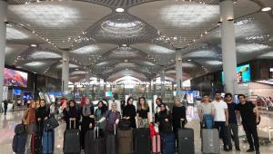 İbn Haldun Üniversitesi Öğrencileri ABD Yaz Okulu'nda