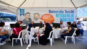 Üniversite adaylarının tercihi Büyükşehir