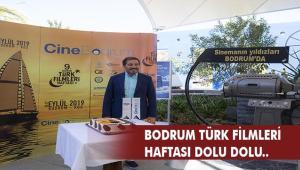 Bodrum Türk Filmleri Haftası 20 Eylül'de başlıyor