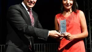 Ödül töreninde medyanın bağımsızlığına vurgu