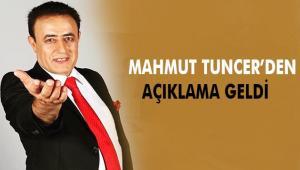 Ünlü Türkücü Mahmut Tuncer'den Basın Açıklaması