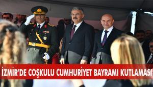 Bayram coşkusu tüm İzmir'e yayıldı