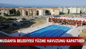 Mudanyalılara hizmet veren tesisi Mudanya Belediyesi kapattırdı