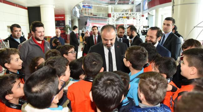 Bursa Türkiye'nin 'bilim üssü' oluyor