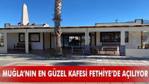 Down Kafe Fethiye ilçesinde açılıyor