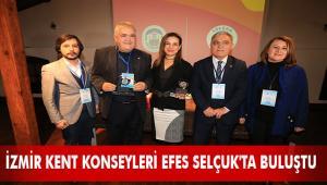 İzmir ilçelerindeki çevre sorunları konuları konuşuldu
