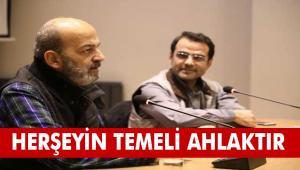 """Savaş Barkçin: """"Türkiye'nin Entelektüelleri Toplumun Dinini Bilmiyor"""""""