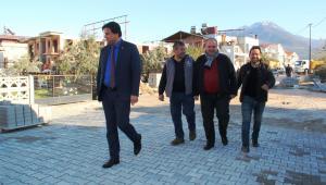 Ahmet Gazi Caddesi'nin Yol Çilesi Bitiyor