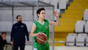 Basketbol U16 Takımı Manisa Şampiyonu