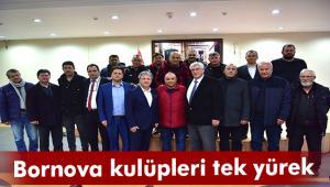 Bornova Futbol Kulüpleri Derneği'nin yeni başkanı Hakan Beşyıldız oldu