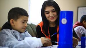 İlkokul Öğrencilerinden Can Dostlara Hediye