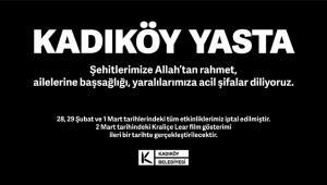 Kadıköy Yasta;