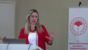 Zeytin Üretim Teknikleri Bornova'da anlatıldı