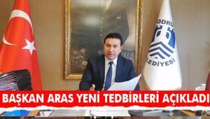 BODRUM BELEDİYESİ'NDEN ACİL EYLEM PLANI
