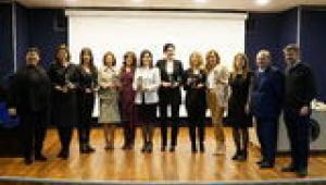 Dış ticaretin kadın yıldızları ödüllendirildi