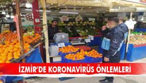 İzmir'de çok daha fazla önlem