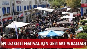 TÜRKİYE'NİN EN LEZZETLİ FESTİVALİ, BU HAFTA SONU ORTAKENT'TE