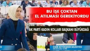 AK Parti İzmir bir yıl önce söylemişti Büyükşehir'in aklı yeni başına geldi