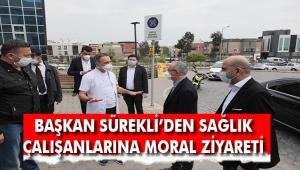"""AK Parti İzmir İl Başkanı Kerem Ali Sürekli; """"Birbirimize güç vermeye devam edeceğiz..''"""