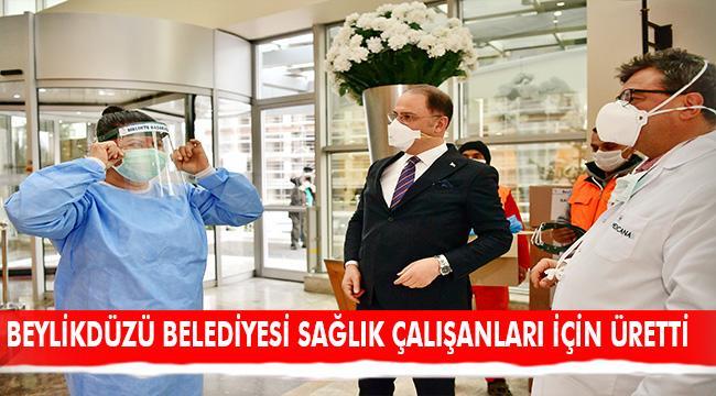 BEYLİKDÜZÜ BELEDİYESİ'NDEN 3 BİN SİPERLİK