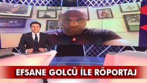 Efsane Golcü Les Ferdinand beIN SPORTS HABER'DE