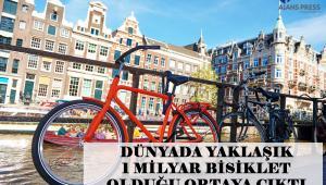 2000 yılından 2019 yılına kadar bisikletlerle ilgili veriler toplandı