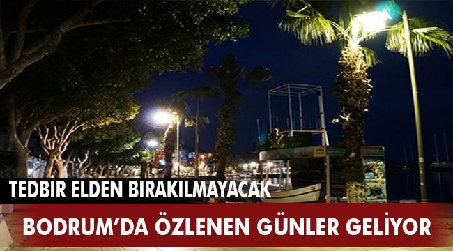BELEDİYE'DEN NORMALLEŞME ADIMLARI