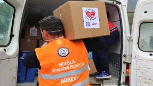 Büyükşehir, 24 Bin 217 Aileye Yardım Kolisi Desteğinde Bulundu