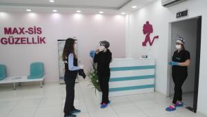 Arnavutköy Belediyesi'nden Güzellik Merkezleri ve Bayan Kuaförlerine Denetleme