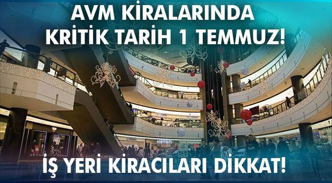 İŞ YERİ KİRACILARI DİKKAT!