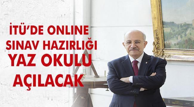 """""""ONLİNE SINAV HAZIRLANIYOR, YAZ OKULU OLACAK"""""""