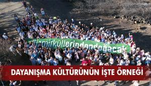 Orman İzmir'de 1.5 milyon liraya ulaşıldı