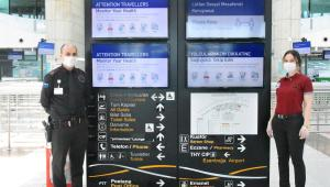 Terminallerde tedbirler alındı