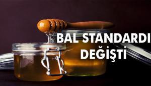 Türk Gıda Kodeksi Bal Standardı Değişti