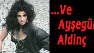 """Ayşegül Aldinç'in İkonik Albümü """"…Ve Ayşegül Aldinç"""" Artık Dijital Platformlarda!"""