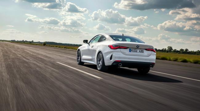 Yeni BMW 4 Serisi Coupé Online Prömiyer ile Tanıtıldı