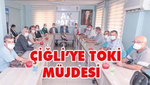 """AK Parti İzmir İl Başkanı Kerem Ali Sürekli; """" Hizmette, öncelik ve öngörü önemli…"""""""