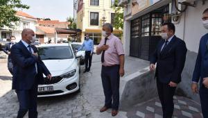 Büyükşehir'den Kırkağaç'a Ziyaret