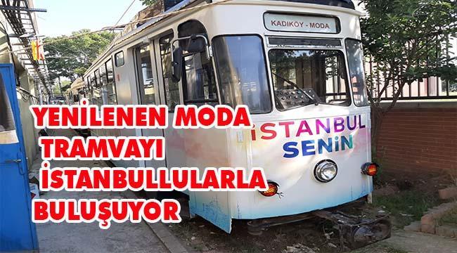 İstanbullulara hizmet vermeye hazır hale geldi