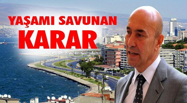 İzmir artık havai fişek gösterisi yapmayacak