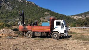 Milas Ören'e 81 Milyonluk Alt Yapı Yatırımı