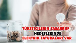 Tüketicilerin hedefinde elektrikten tasarruf etmek var