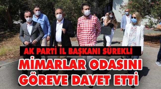 AK Parti'den Atakent'teki spor alanının imar değişikliğine tepki