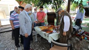 Başkan Gürün'den Kültür ve Tarım Ziyaretleri