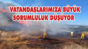 """Bekir Karacabey; """"Ormanda ateş yakmak yasaktır"""