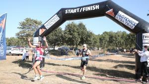 Dağyenice Ultra Maratonu büyük heyecana sahne oldu
